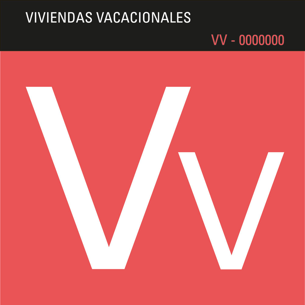 Vivienda Vacacional Canarias Placa Legal